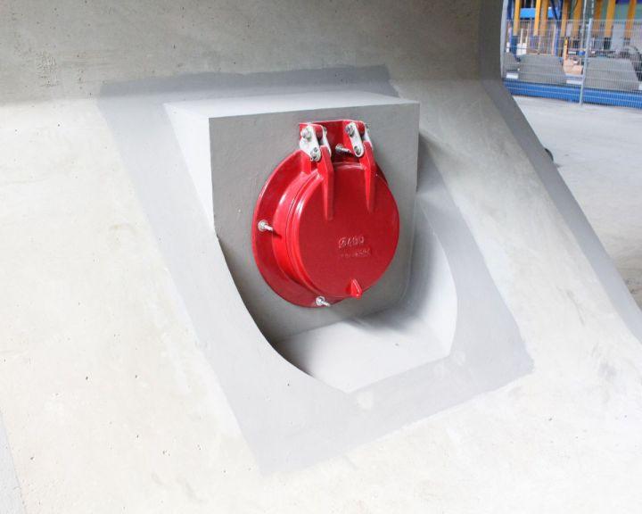 Rückstauklappe Röser GmbH