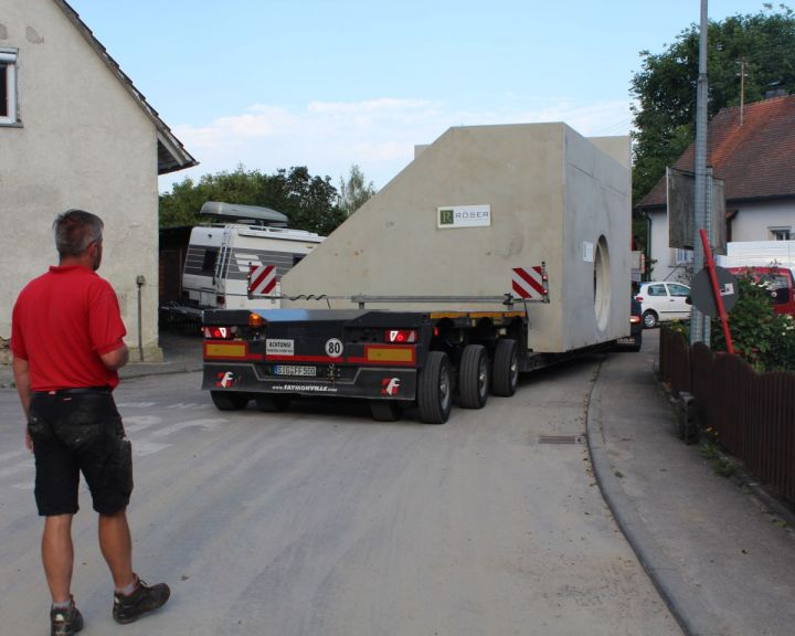 Sonderbauwerk Röser GmbH