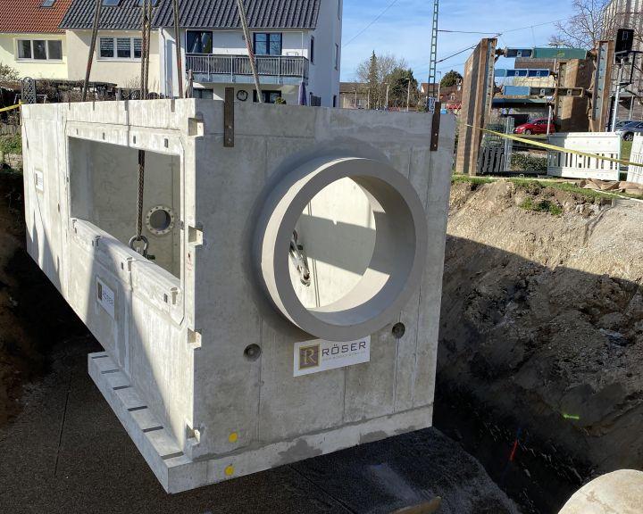 Trennbauwerk Röser GmbH